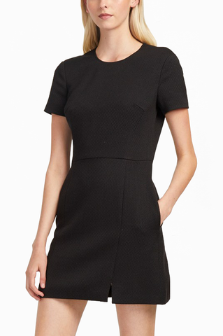 French Connection Cynthia Dress in Noir