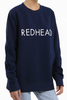 Brunette The Label Redheads Rule! Sweater in Navy
