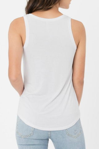 Z Supply Mara Tank in White
