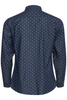 Casual Friday Lund L/S Shirt in Blue