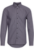 Casual Friday Odense L/S Shirt in Blue