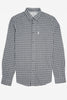 Ben Sherman Backwoods L/S Shirt in Greys