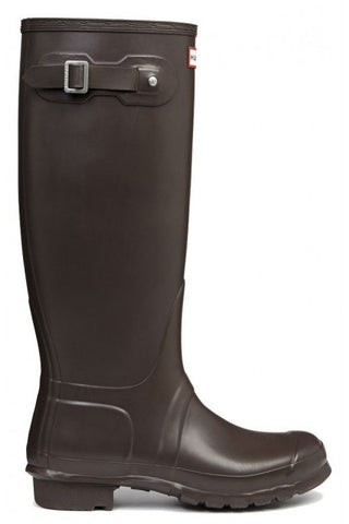 Hunter Boots Original Tall in Bitter Chocolate