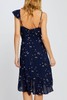 Gentle Fawn Blaire Dress in Navy