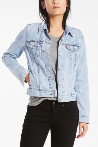 Levi's Original Trucker Jacket in Sky