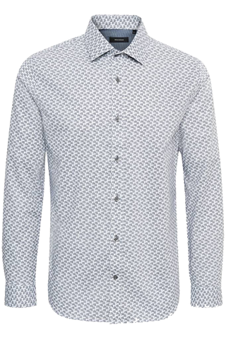Matinique Maverick L/S Shirt in White