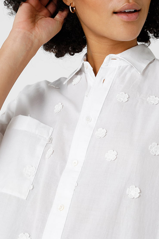Levi's Miami Shirt in White