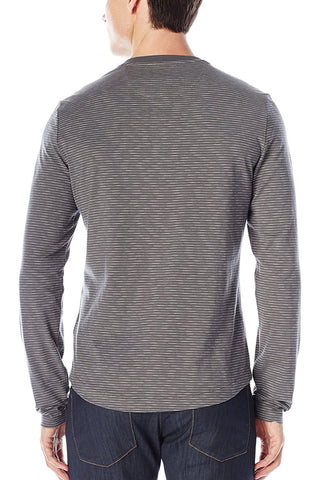 Original Penguin Roadhouse Henley in Grey