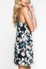 Faye Dress in Navy