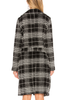 BB Dakota Kellie Plaid Jacket in Black