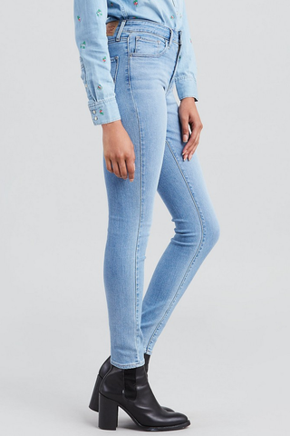 Levi's 721 Kris High Rise in Cloud