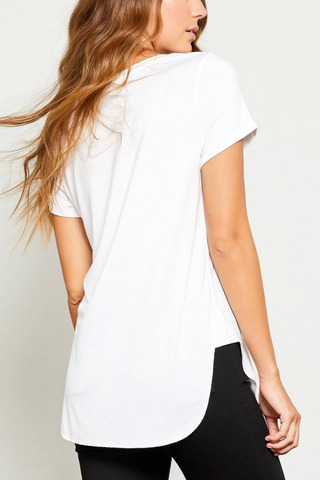 Gentle Fawn Alythena Tee in White