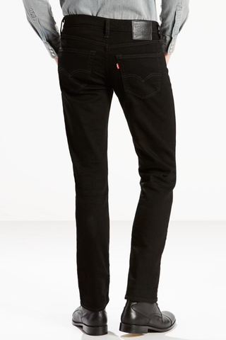 Levi's 511 Slim Fit Cape Town Jean in Black