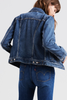 Levi's Original Trucker Jacket in Indigo