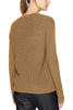 Velvet Tiana Sweater in Mocha