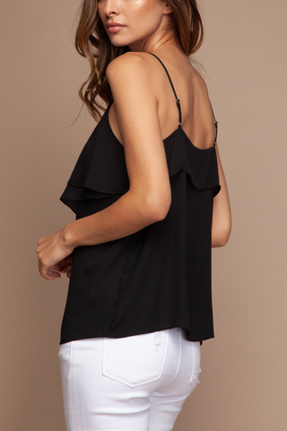 Joanna Top in Noir