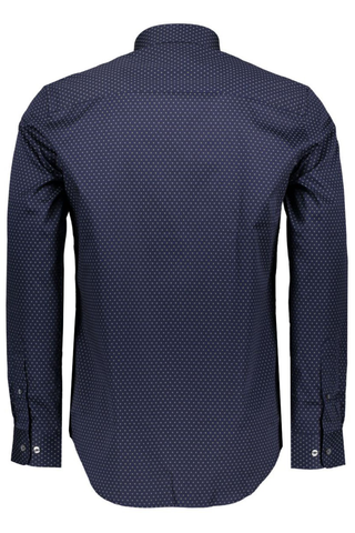 Matinique Houston L/S Shirt in Navy