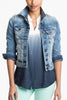 Mavi Samantha Jacket in Washed
