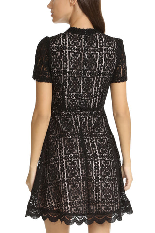 BB Dakota True Emotion Dress in Black