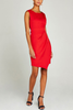 Mindy Dress in Red