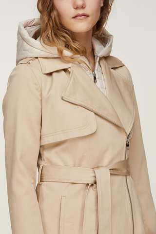 Soia & Kyo Athie Jacket in Almond