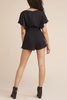 BB Dakota Ellison Romper in Noir