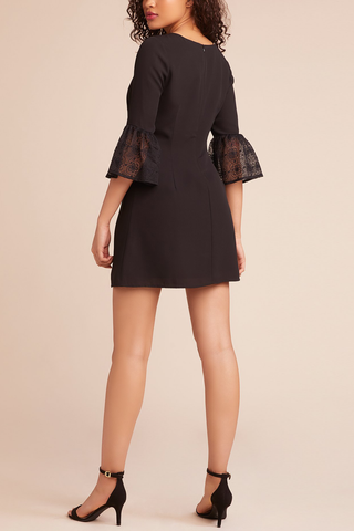 BB Dakota Elisa Dress in Black