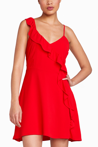 BB Dakota Rayanne Dress in Red