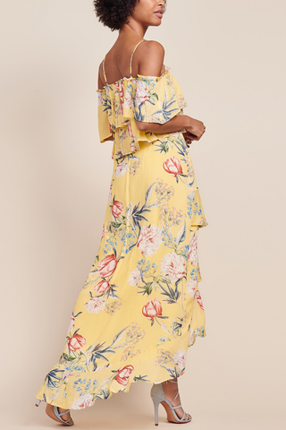 BB Dakota Stella Maxi in Yellow