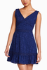 BB Dakota Keswick Dress in Navy