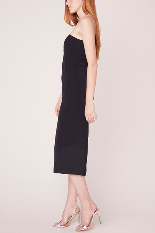 BB Dakota Mikayla Midi Dress in Black