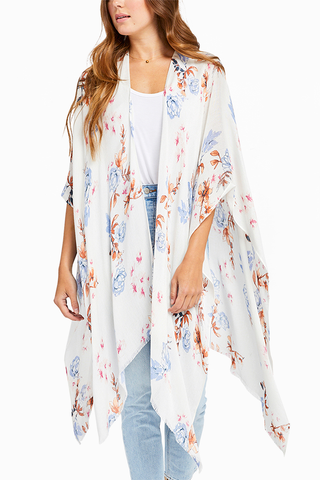 Gentle Fawn Serenity Wrap in White