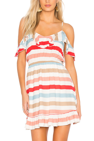 Jack by BB Dakota Amelia Stripe Mini in Stripe