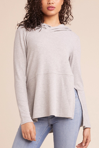 Jack by BB Dakota Catch You Later Sweater in Grey