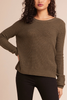 Jack by BB Dakota Snuggle Up Sweater in Ivy