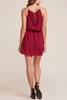 Jack by BB Dakota Rowan Dress in Rouge