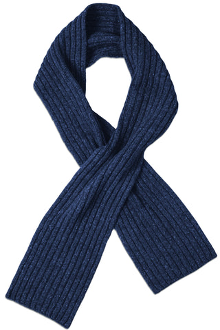 Ebbets Scarf in Blue