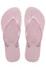 Havaianas Slim in Crystal Rose