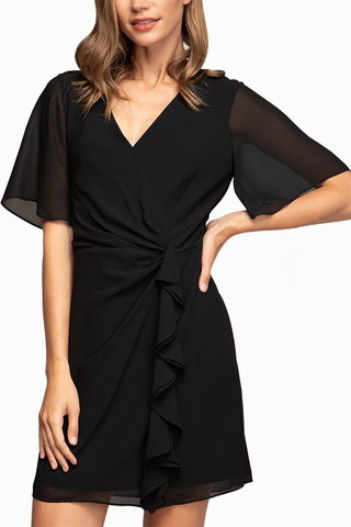 Capri Dress in Black