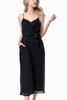 Dianna Jumpsuit in Noir