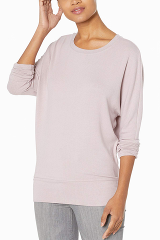 Cupcakes and Cashmere Perdita Sweater in Lavender