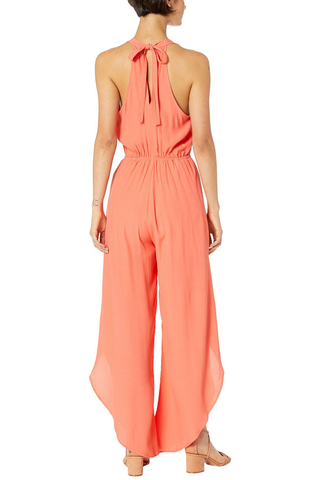 Cupcakes and Cashmere Tulipa Jumpsuit in Tamale