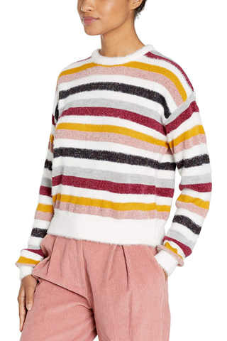 Cupcakes and Cashmere Sarabi Sweater in Multi