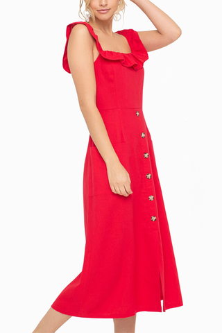 cc972ac171292 Quick View Sunset Dress in Rouge ...
