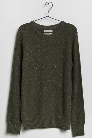 RVLT Kindling Sweater in Army