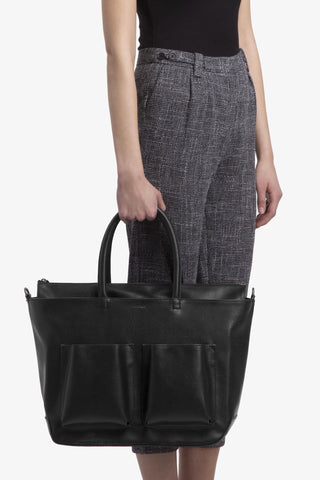 Matt & Nat Raylan Med Bag in Black