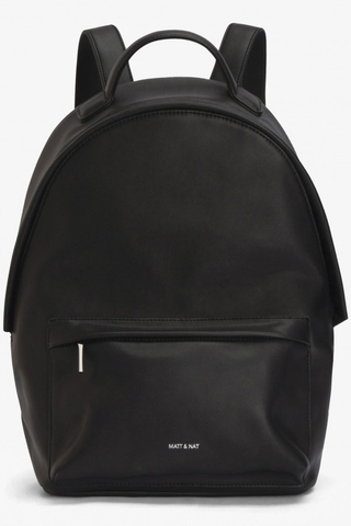 Matt & Nat Munich Backpack in Black