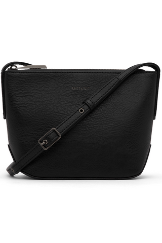 Matt & Nat Sam Bag in Black