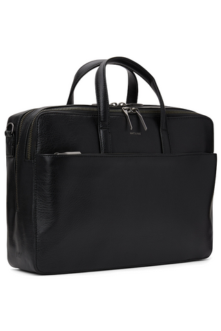 Matt & Nat Tom Briefcase in Black