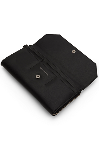 Matt & Nat Mion Wallet in Black